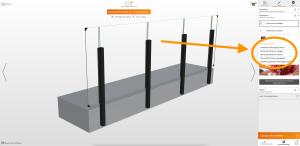 Ultraklar Glas Design-Werkzeug