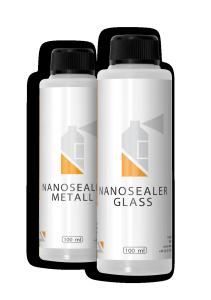 Flaskor, Nanobehandling